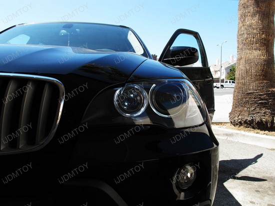 BMW - LED - Angel - Eye - Halo - Ring - Headlights - 2